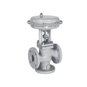 robineti-ventil-trei-cai-actionare-pneumatica