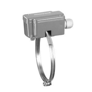 senzor de temperatura aplicat cu colier metalic seria sf